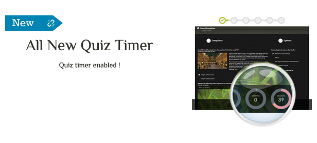 Quiz Timer