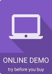Online Product Demo